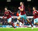 Grandalhão marca duas vezes, West Ham vence e sobe para 3ª colocação