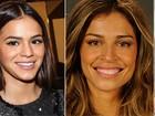 Veja dicas para aplicar blush em cada tipo de rosto. Inspire-se nas famosas