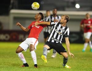 Botafogo x Inter no Luso-Brasileiro