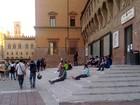 'Todos estão de malas prontas', diz  estudante brasileiro no norte da Itália