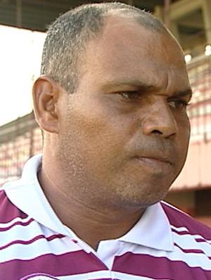 Mauro Soares, técnico da Desportiva (Foto: Reprodução/TV Gazeta)