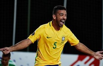Brasil goleia Equador e espera por adversário na semi das Eliminatórias