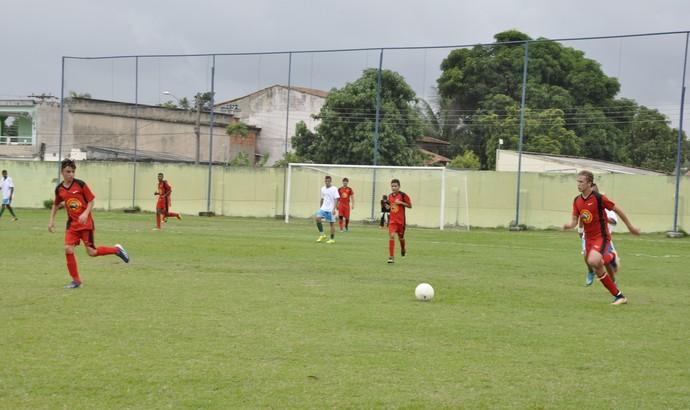 Peneira vai selecionar jogadores para times sub-15 e sub-17 (Foto: Divulgação)