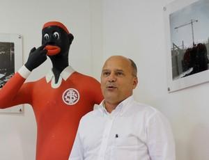 Newton Drummond, diretor executivo do Inter (Foto: Diego Guichard/GLOBOESPORTE.COM)