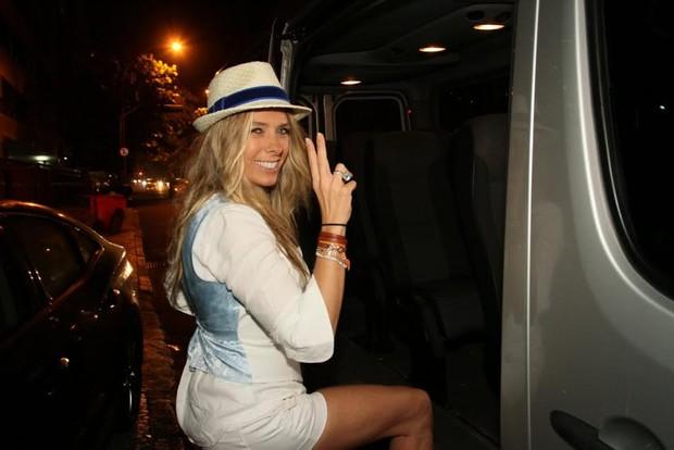 Adriane Galisteu (Foto: Roberto Valverde/Photo Rio News)