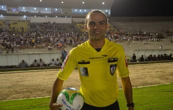 Trio de arbitragem da Paraíba comanda Paysandu x Luverdense