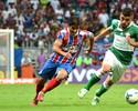 """Após mais uma derrota, jogadores dão caminho para o Bahia: """"É trabalhar"""""""