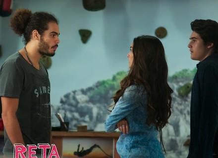 Pedro fala toda a verdade para Luciana