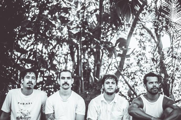 A banda Mahmed escolhida por Natália Noronha (Foto: Divulgação)