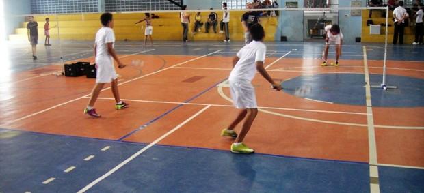 Badminton Paraíba (Foto: Divulgação)