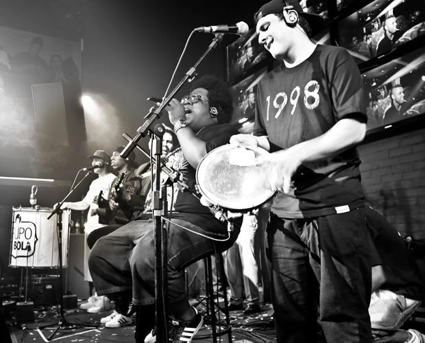 Aniversário do 'Grupo do Bola' é tradição em Gravataí (Foto: Divulgação / TV Globo)