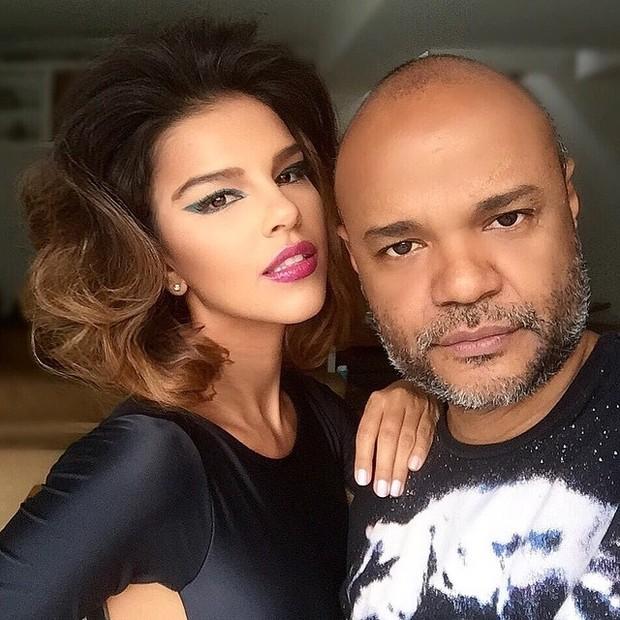 Mariana Rios e Alê de Souza (Foto: Instagram/ Reprodução)