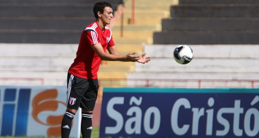 ansioso (Rogério Moroti/Ag. Botafogo)