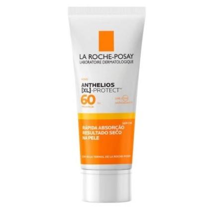 Protetor Solar Facial Anthelios XL Protect Antioxidante FPS60, La Roche-Posay, R$ 49,90 (Foto: Divulgação)