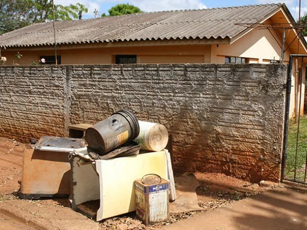 Campanha vai destinar materiais para associação de catadores e Provopar  (Foto: Divulgação/Prefeitura de Tibagi)