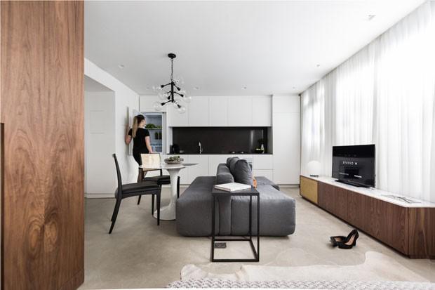 Apartamento Pequeno 7 Solu Es De Decora O Em 37 M