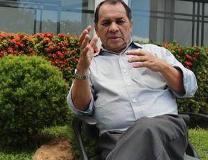 Jornalista João Eudes - Bolinhã -Especial Albertão 40 anos (Foto: Náyra Macêdo/GLOBOESPORTE.COM)