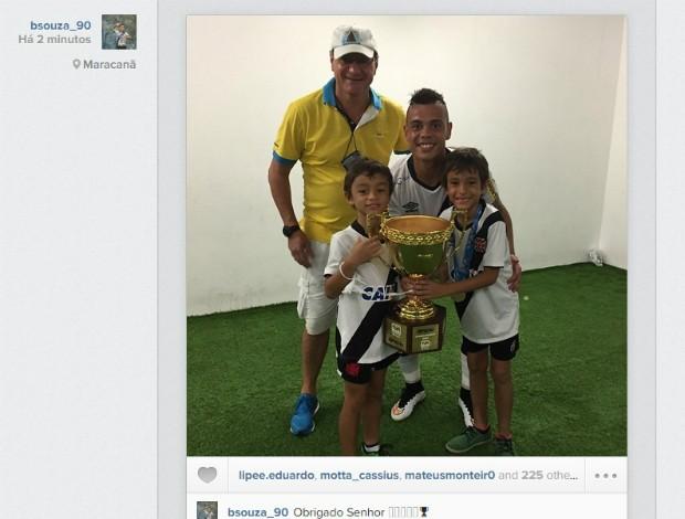 Instagram Bernardo, Vasco