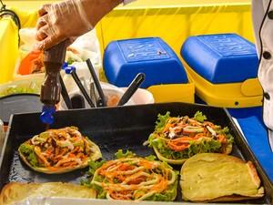 Variedade de pratos é tradição na feira (Foto: Divulgação)