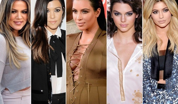 "Khloe, Kourtney, Kylie, Kim, Kendall: "" (Foto: Getty Images/ Patrick McMullan)"