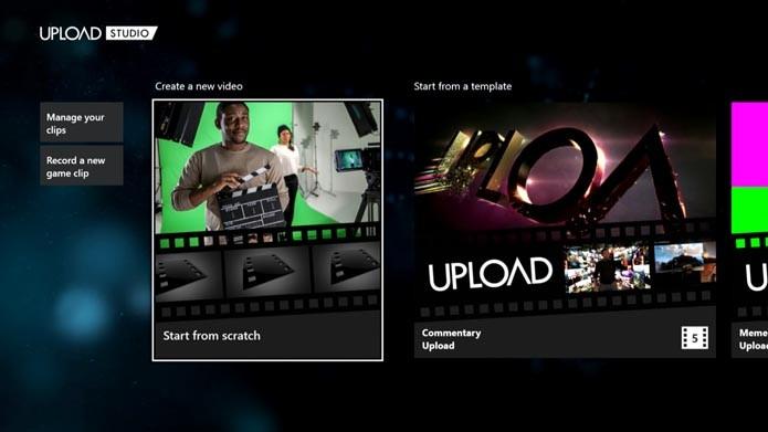 Xbox One: aprenda a usar as novas funções do Upload Studio (Foto: Reprodução/Murilo Molina)