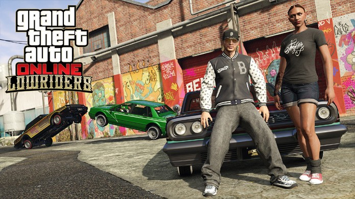 GTA 5 receberá carros rebaixados para raspar o asfalto de Los Santos em nova atualização (Foto: Reprodução/Rockstar)