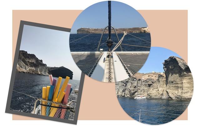 Volta ao Mundo: quatro dicas quentes da ilha de Santorini, na Grécia (Foto: Divulgação)