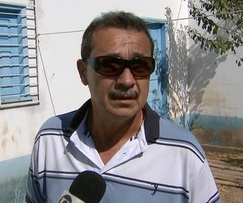 Edson Izidório, presidente do Atlético-AC (Foto: Reprodução/Rede Amazônica Acre)
