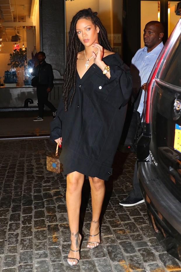 Rihanna (Foto: Grosby Group/Agência)
