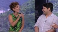 """Amanda Acosta e Léo Bahia falam sobre o espetáculo """"Bibi - uma vida em musical'"""