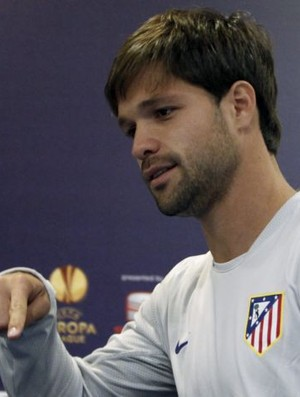 Diego Atl&#233;tico de Madri (Foto: EFE)