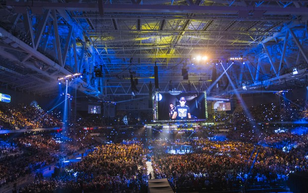 Tele2 Arena Estocolmo Suécia UFC (Foto: Getty Images)