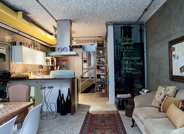 Projeto de Viviana Ximenes e GG Mattar (Foto: Lufe Gomes/Casa e Jardim )