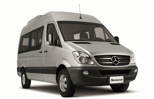 mercedes convoca pela segunda vez van sprinter para recall. Black Bedroom Furniture Sets. Home Design Ideas
