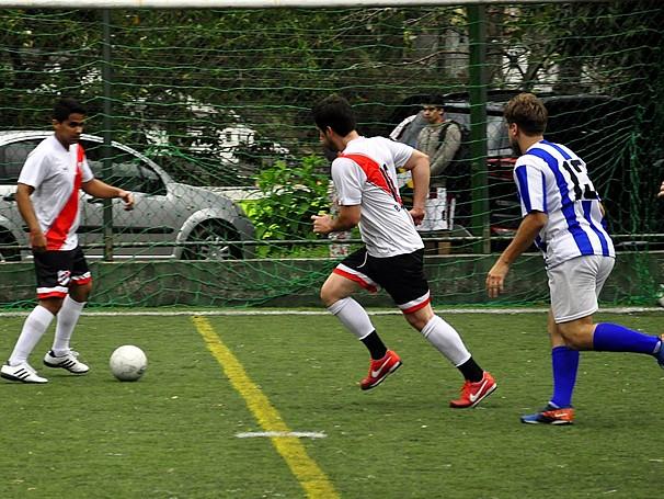 Copa Campus é dividia nas séries Ouro e Prata (Foto: Lucas Conrado)