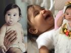 'Morra de fofura': 9 meses de Maria Flor em 9 fotos que vão te encantar
