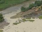 MP apura rompimento de barragem (Reprodução/TV Vanguarda)