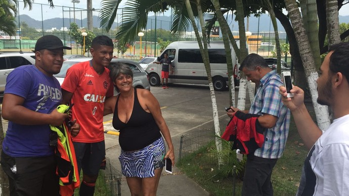 Marcio Araujo Flamengo (Foto: Raphael Zarko)