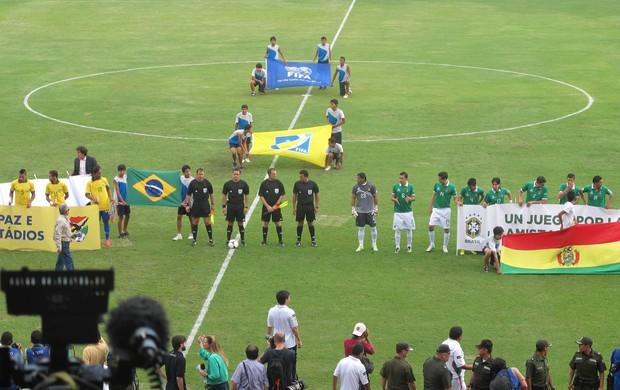brasil x bolivia (Foto: Marcio Iannacca)