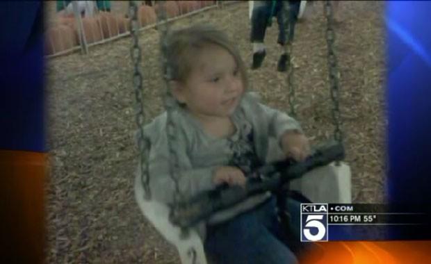 Menina de 2 anos morreu após ser obrigada a comer pimenta como punição nos EUA (Foto: Reprodução)