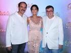 Juliana Paes lança 'Gabriela' em Salvador