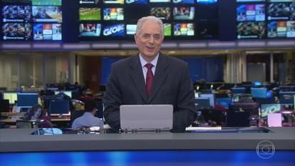 Jornal da Globo - Edição de quarta-feira, 26/04/2017