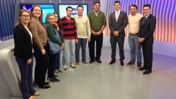 Primeiro encontro do Fórum de Telespectadores ocorreu em Joinville (Foto: Divulgação)