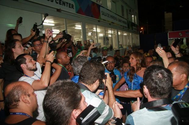 Ivete Sangalo (Foto: BRAZIL NEWS)