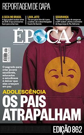 Capa edição 862 (Foto: reprodução)