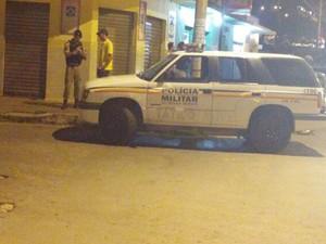 Polícia faz operação no feriado de Tiradentes (Foto: Polícia Militar/Divulgação)