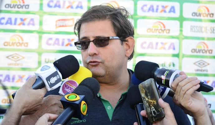 Guto Ferreira Chapecoense (Foto: From Conradi / Inter de Lages)
