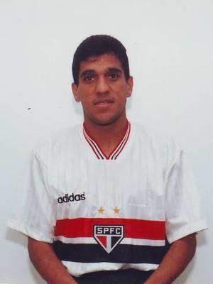 SIlas São Paulo (Foto: Arquivo histórico do São Paulo FC)