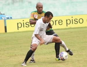 Geovane Maranhão é o camisa 11 do Resende (Foto: André Reginatto/Agência Bankada)