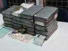 Homem é flagrado com 20 quilos de cocaína dentro de carro no Ceará